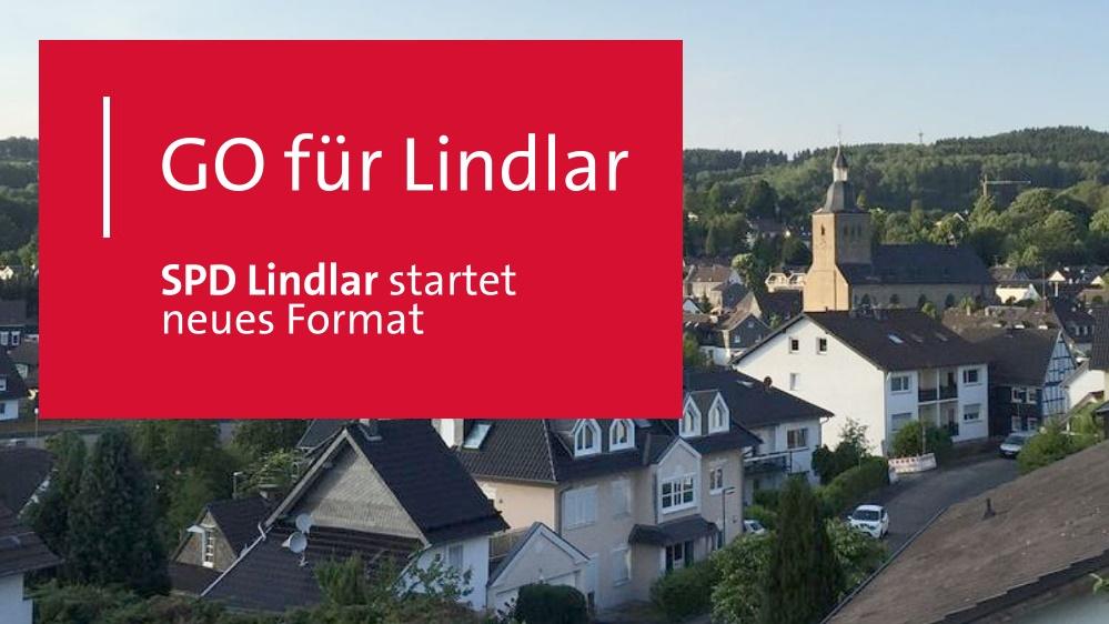 """1. """"GO-Abend"""" der SPD Lindlar startet am 28. Januar (Video)"""