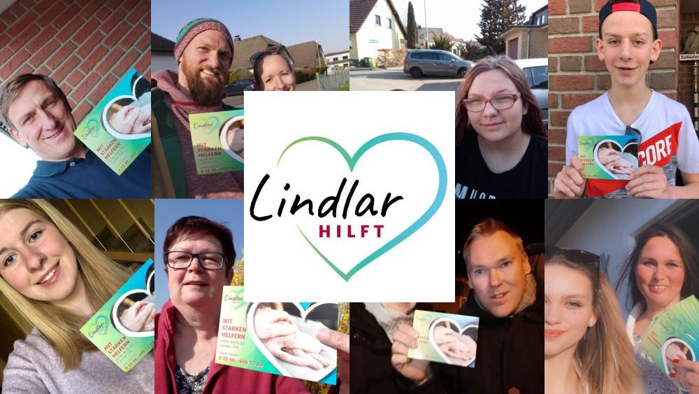 #Lindlarhilft – und wir helfen mit!